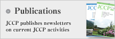 Publications:JCCP publishes newsletters on current JCCP activities
